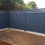fencing finish