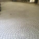 indoor paving