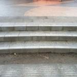 paving steps fitzgerald park cork